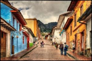 Bogotá e os primeiros indícios de encantos