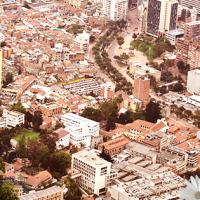 Bogotá e o ponto mais alto