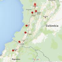 Roteiro: Medellín - Quito por terra. Veja o que fazer e o que não fazer.
