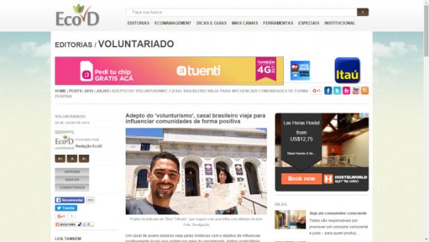 EcoD_Volunturismo