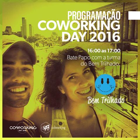 Coworking Day - Bem Trilhado