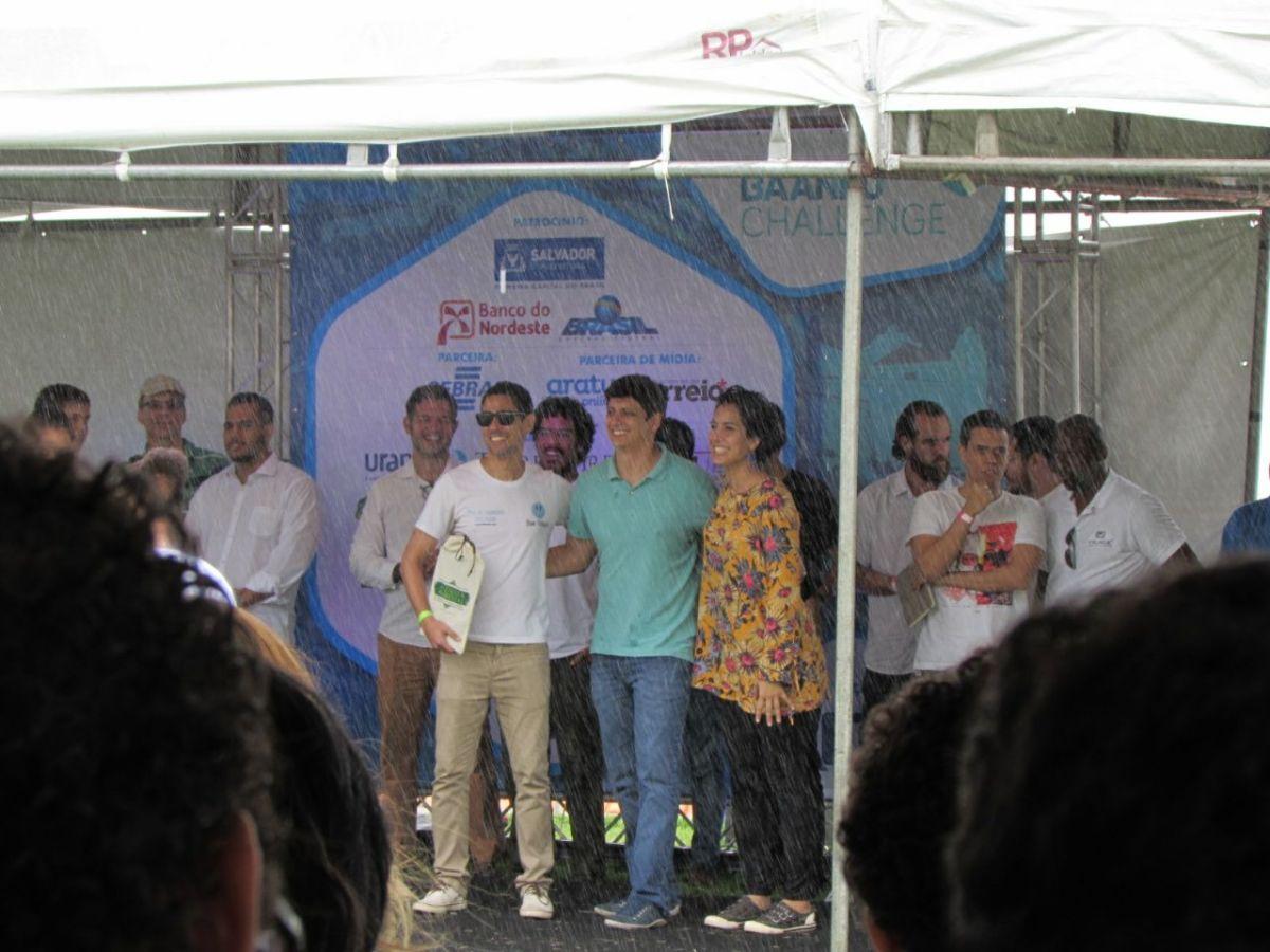 Jogo Aventura Ambiental no Baanko Challenge Salvador 2017